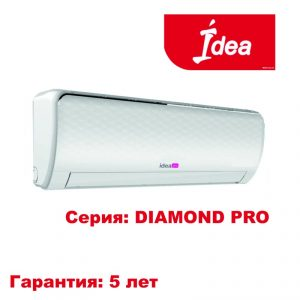Кондиционер Idea PRO Diamond ISR-12HR-PA6-N1 ION