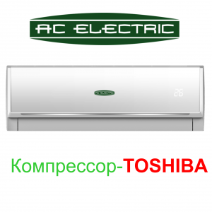 Кондиционер AC Electric ACE IN-12HN1 ACEOUT-12HN1