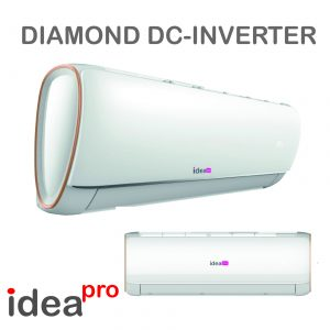 Кондиционер Idea DIAMOND PRO 2017 ISR-09HR-PA7-DN1 ION