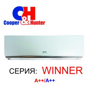 Кондиционер Cooper&Hunter WINNER INVERTER CH S24FTX5